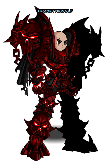 Red And Black 3d >> Apocalyptic Warlord - AQW