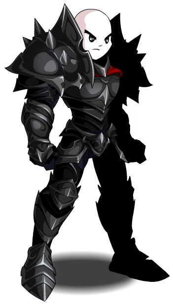 Blacktagonal Knight - ...