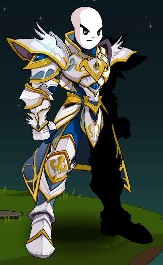 BrightFall Commander Armor