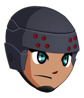 Bug Hunter Helm - AQW
