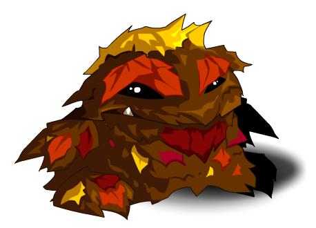 Burning Leaf Pile Aqw