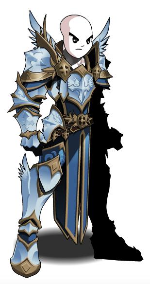 Celestial Avenger Armor AQW