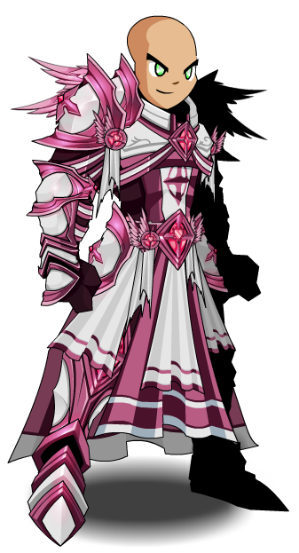 Celestial Love Commander Aqw