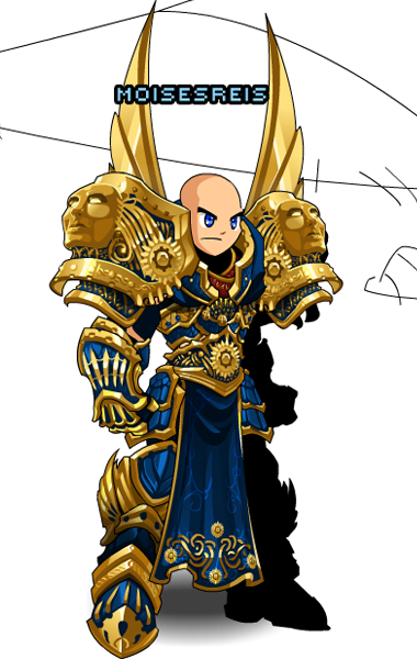 Dage The Good (Armor) - AQW