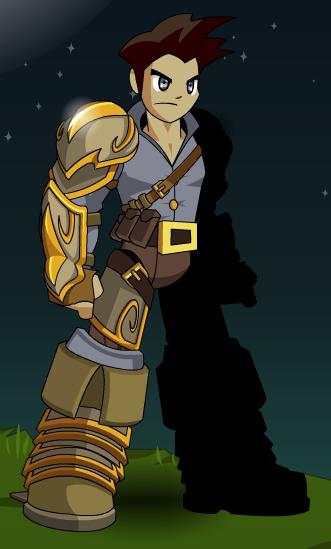 dwarf warrior aqw