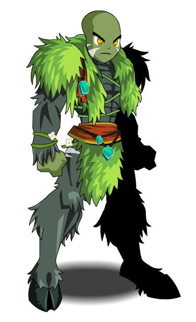 Elder Druid (Legend) - AQW