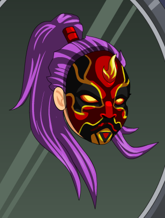 Fire Ring Mask Aqw