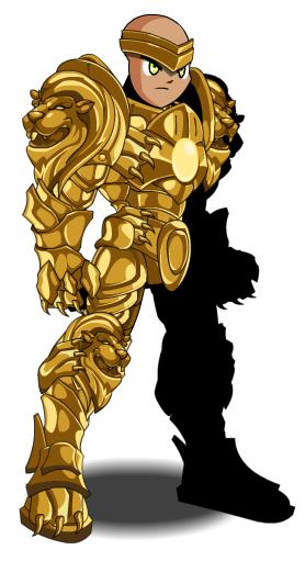 Golden Plate Aqw