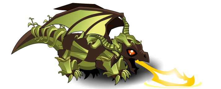 aqw wiki dragons fire blossom to be found