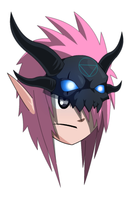 Legion Vampire Helm Aqw