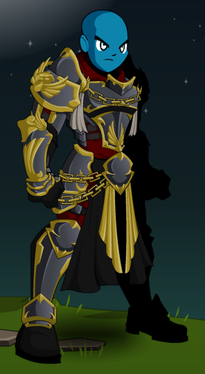 Magistrate Armor Aqw