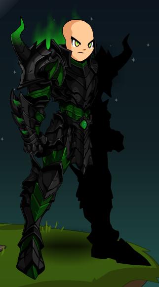 Shadow warrior aqw wiki red