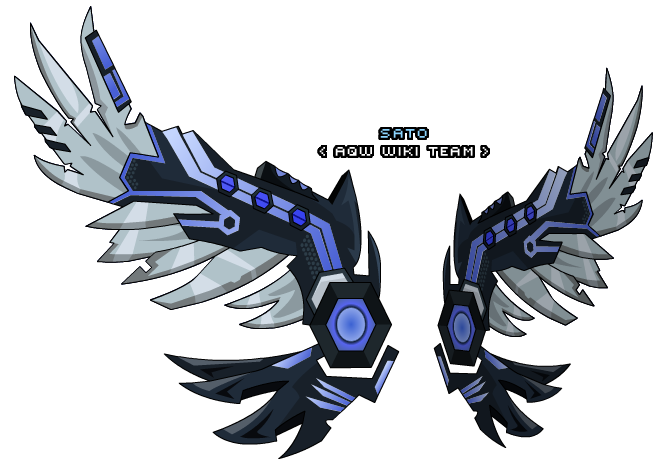 Nightshock Wings Aqw