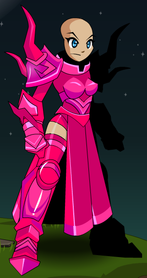 pretty in pink doomknight
