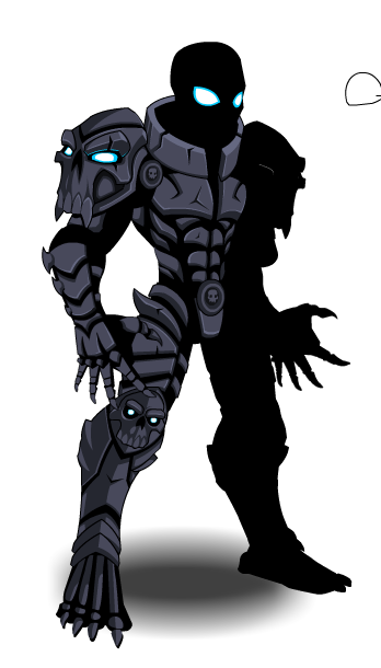 Proto Paragon Armor Aqw