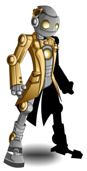 Robot Parade Chassis Aqw