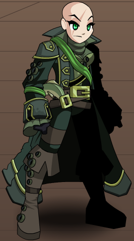 Doom Rotting Naval Commander - AQW Lily Poison