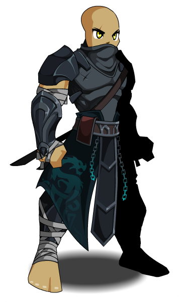 Shadow Blade Shinobi Aqw