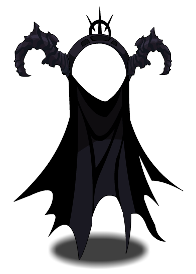 undead legion banner cape