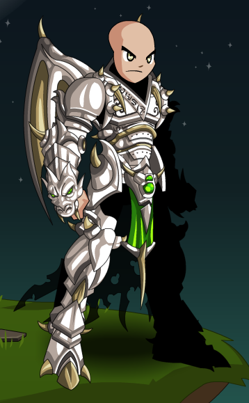 unleashed dragon armor