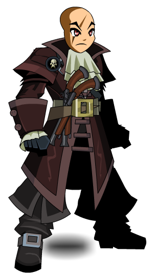 Voidpirate Captain Aqw